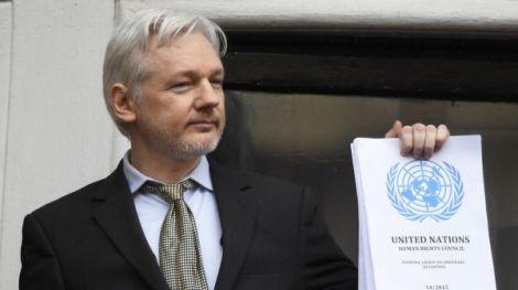 Wird Julian Assange endlichfrei?