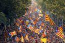 Radikale Kampagne für das Recht auf Selbstbestimmung inKatalonien