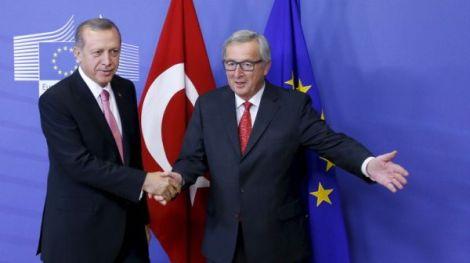 Hat Erdogan die EU mit Flüchtlingen erpresst? Verhandlungsprotokoll zum 3 Milliarden-Dealgeleakt
