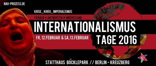 internationalismustage