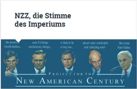 Qualität der geopolitischen Berichterstattung in der Neuen Zürcher Zeitung(NZZ)