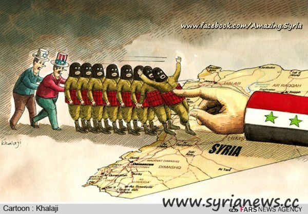 Bildergebnis für usa syrien terror