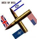 Der Syrienkonflikt bringt Amerikas 'Achse des Bösen' ansLicht