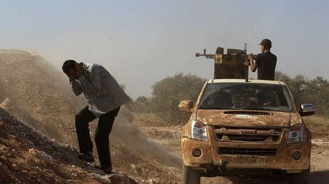 Syrien: Protürkische Rebellen wollen YPG in Dscharabluszuvorkommen