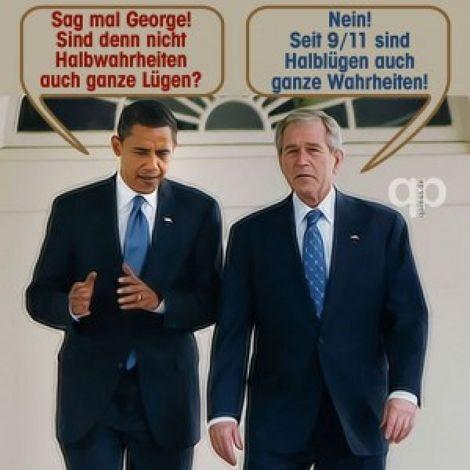 Die Aufklärung der 9/11 Attentate schadet den nationalen Interessen derUSA