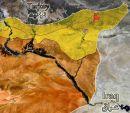 Der Überfall auf Deir Ezzor ermöglicht das 'Salafistenreich,' das in der DIA-Analyse 2012 vorgesehenwar