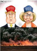 Weder Trump, noch Clinton: Die US-Politik wird von der Wall Streetentschieden