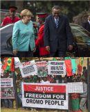 Merkel stützt Unterdrückerregime inÄthiopien