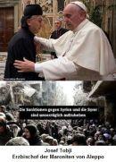 """Erzbischof Joseph Tobji von Aleppo: """"Die 5 Dinge, die der Westen sofort tun müsste, um den Krieg in Syrien zubeenden""""."""