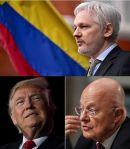 Schmierenkomödie von Massenmedien und US-Geheimdienstchefs gegen Trump undPutin