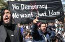 Islamischer religiöser Fundamentalismus ist weitverbreitet