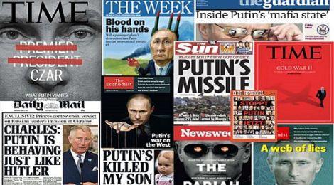 Der Widerstand gegen Trump und die Hetzkampagne der Medien gegenRussland