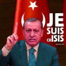 Erdogan bündelt Lügenpresse weiterhin imGefängnis