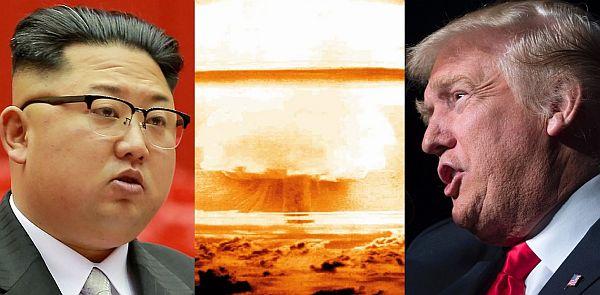 Bildergebnis für trump nordkorea public domain