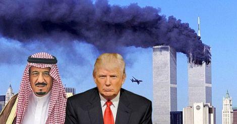 Trumps Rede in Riad kündigt Eskalationskurs gegen den Iranan