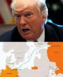Bundesregierung weist US-Sanktionen gegen Russland scharfzurück