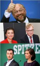Parteitag in Hannover: Linkspartei aufRegierungskurs