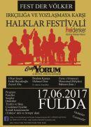 Ein Festival in Fulda, Verhinderungsversuche der Stadt und ein Rundschreiben desInnenministers