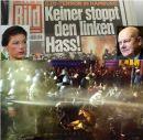 """SPD, Linkspartei und Grüne setzen auf """"Law-and-Order""""-Wahlkampf"""