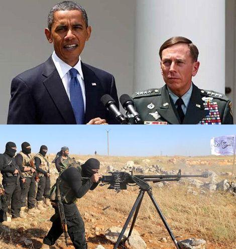 Waffen im Wert von Milliarden Dollar gegenSyrien