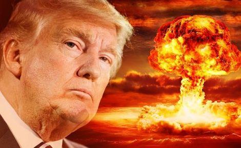 Trump, der Iran und das Streben der USA nachWeltherrschaft