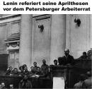 Lenin: Aprilthesen undTestament