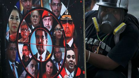 Regimewechsel in Venezuela gescheitert. Kommt ein Militärputsch oder eineInvasion?