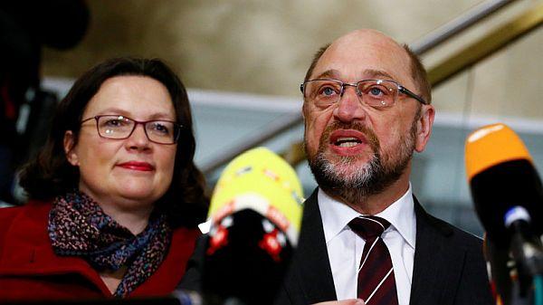 Schulz Nahles