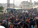 Erste Berichte zeigen, dass Jaysh Al-Islam und die syrische Armee eine Einigung in East Ghouta erzielthaben