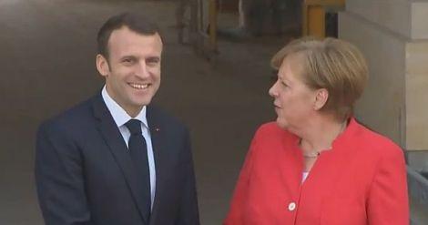 Merkel-Macron-Gipfel: Wachsende Differenzen zwischen Deutschland undFrankreich