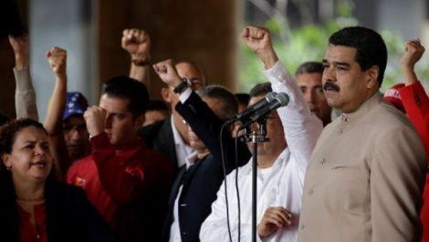 Präsidentschaftswahlen in Venezuela