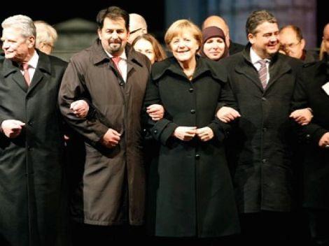 Deutschland und Syrien