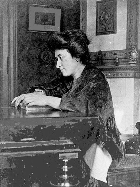 "Rosa Luxemburgs ""Die Schlussperiode desKapitalismus"""