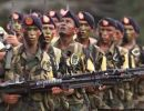 Verzweifelt auf der Suche nach Existenzberechtigung installiert sich die NATO inLateinamerika.