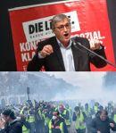 Linkspartei denunziert Gelbwesten