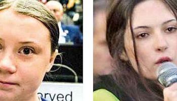 Hilft GRETA Thunberg auch gegen die GELBE GEFAHR?