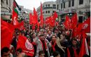 """""""Nur mit linken Ideen können wir die Freiheit des palästinensischen Volkeserkämpfen"""""""