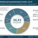 """Beim Strompreis ist Deutschland Weltspitze – Projekt """"Bürgerverarmen"""""""