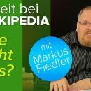 Der Grüne Andreas Lieb ist ehrenamtlicher Vollzeit-Wikipedianer