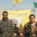 KURDISCHE SDF UND IHR EIGENS AUFGEBÜRDETES DILEMMA, VON DER TÜRKEI VERSCHLUNGEN ZUWERDEN