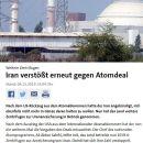 ARD-Tagesschau und die aktuelle Iran-Berichterstattung: Einseitig und faktischfalsch