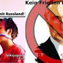 """""""Keine Solidarität mit Russland"""": Die wunderbare Welt der LeipzigerLinksjugend"""