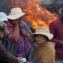 Der Bollvianische Coup und die Indianischen Kriege am ThanksgivingDay