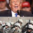 King Trump handelt mit Söldnertruppen und droht dem Irak und derWelt