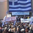 Flüchtlingskrise in der Ägäis: Insulaner auf Lesbos blockierenZufahrtsstraßen