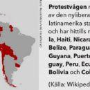 Der Zorn des Volkes verbreitet sich in Lateinamerika – Aufruhr gegen denNeoliberalismus