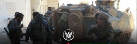 ANKARA GIBT DER AL-QAIDA FEUERSCHUTZ UM GEBIETSVERLUSTE IN IDLIB ZUREVIDIEREN