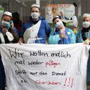 Die Corona-Pandemie und die Zerschlagung des Gesundheitswesens