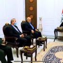 DER IRAK IN DER BALANCE ZWISCHEN IRAN UND DENUSA