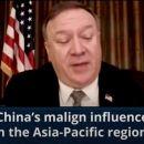 USA beschließen Politik für Regimewechsel inPeking